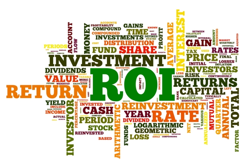 ROI - return of invertelment concept in word tag