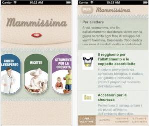 mammissima coop italia private label