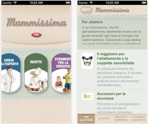 mammissima coop italia private label