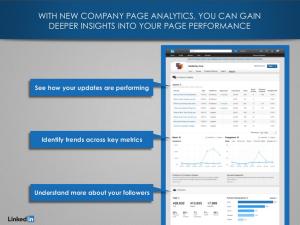 Pagine Aziendali Linkedin: i dati dei nuovi analytics | Flow il blog di Liquid, Alessandro Santambrogio