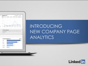 Pagine Aziendali Linkedin: i nuovi analytics | Flow il blog di Liquid, Alessandro Santambrogio