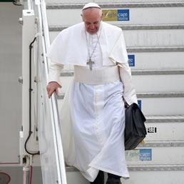 Il papa con la valigia | Flow, il blog di Liquid, Alessandro Santambrogio