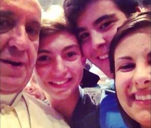 Il Papa selfie |Flow, il blog di Liquid, Alessandro Santambrogio