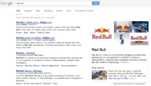 Google Knowledge Graph per Red Bull !Flow il blog di Liquid, Alessandro Santambrogio