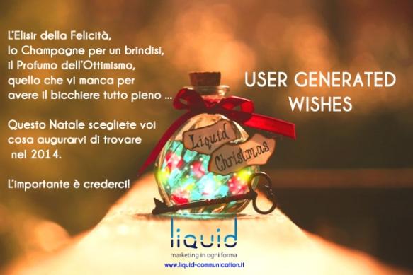 Buon Natale  e 2014 da Alessandro Santambrogio